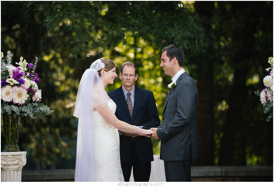 Wedding photos at Ballantyne Country Club in Charlotte, NC