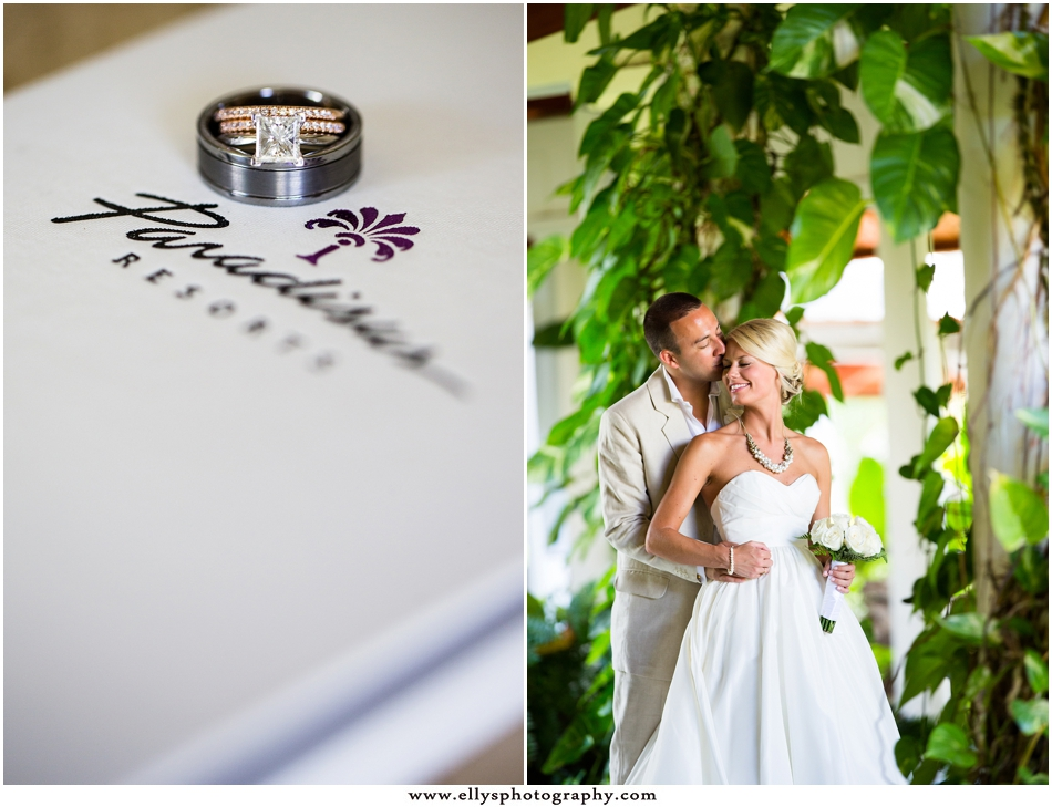 Dream destination wedding at Paradisus in Punta Cana Dominican Republic