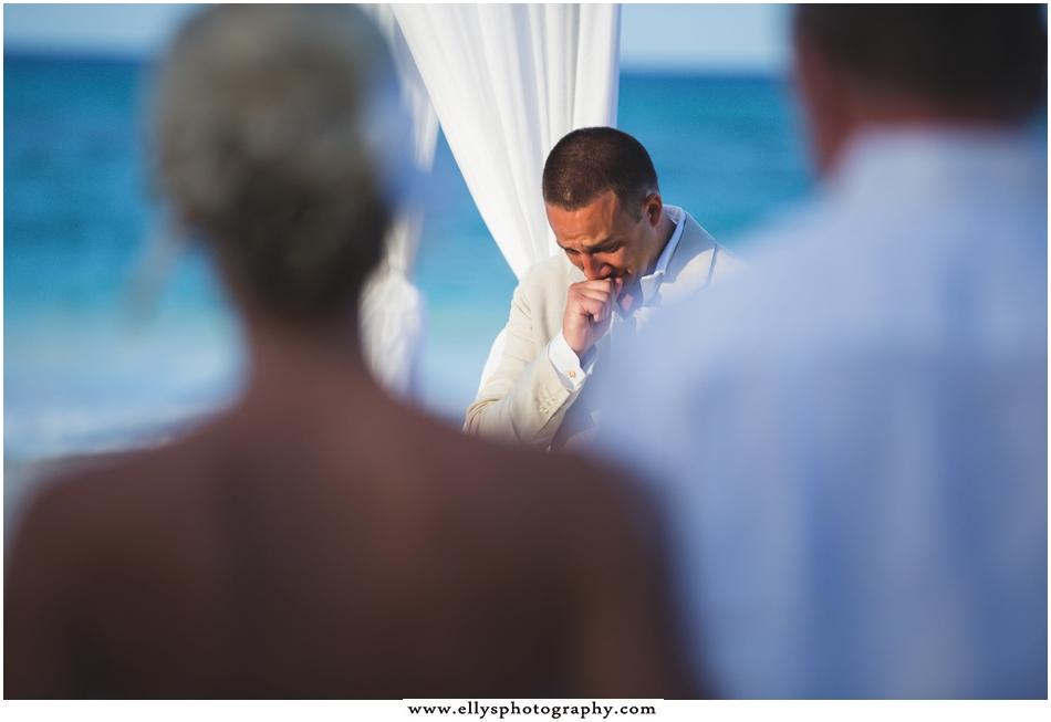Dream destination wedding at Paradisus in Punta Cana Dominican Republic