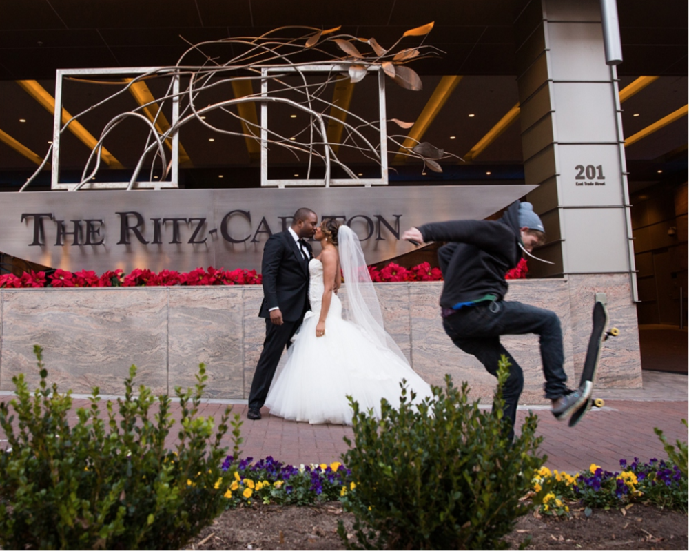 The Ritz Carlton in Charlotte, NCBLOG POST REAL WEDDING by Elly @ The Ritz -