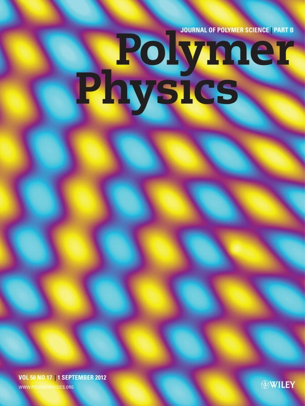 Work featured on cover of  Journal of Polymer Science: Part B 2012 .