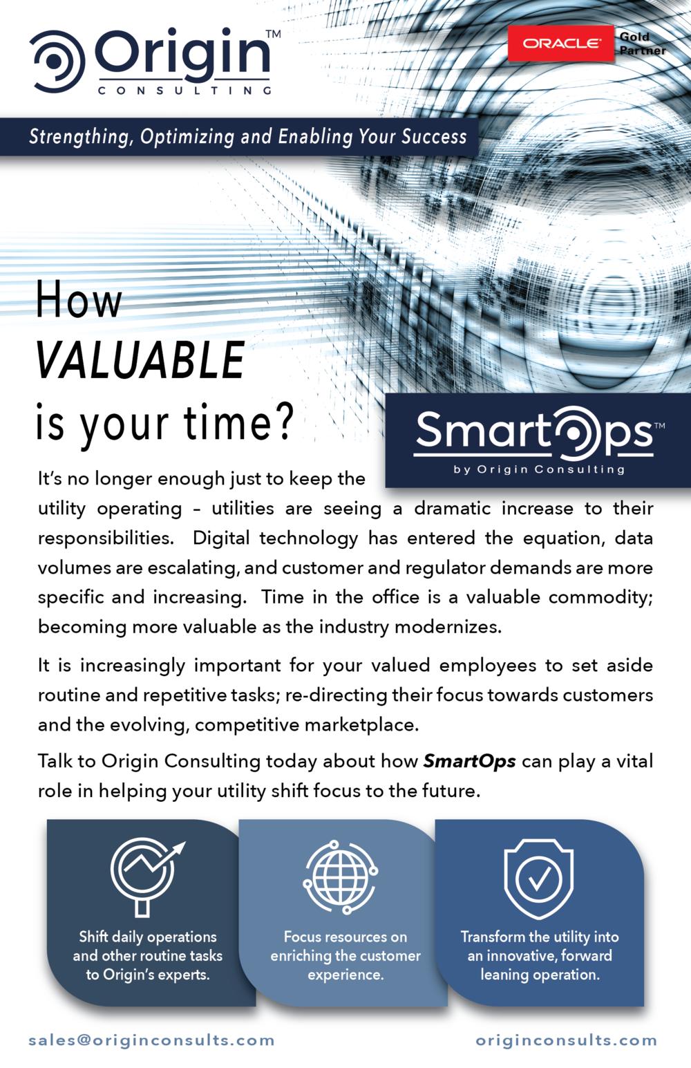 SmartOps by Origin Consulting