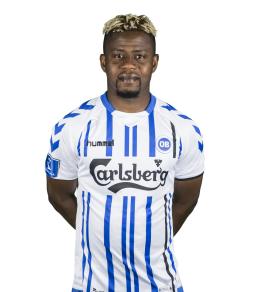 Izunna Uzochukwu    Central Defensive Midfield  Ålesund FK  Nigeria