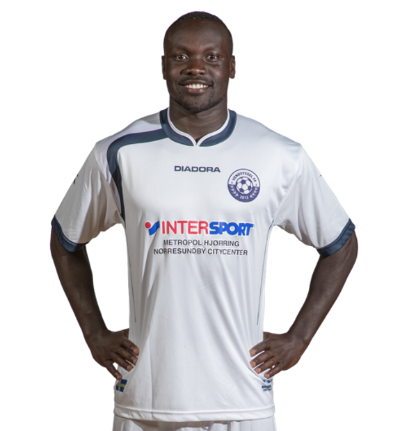 Moses Opondo    Central Midfield  Vendsyssel FF  Uganda