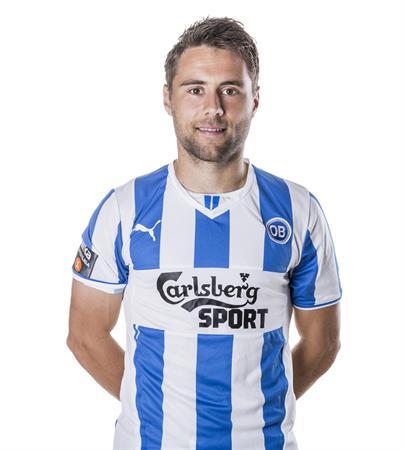 Rasmus Festersen    Angriber  Odense Boldklub
