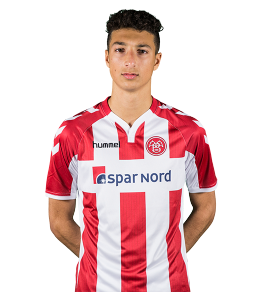 Wessam Abou Ali    Winger / Striker  Aalborg Boldklub  Denmark