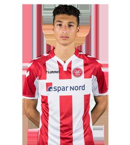 Wessam Abou Ali    Striker  Aalborg Boldklub