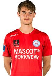 Jeppe Spliid Gertsen    Central Defender  Silkeborg IF  Denmark