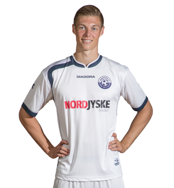 Jakob Hjorth    Central Defender  Vendsyssel FF  Denmark