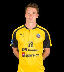 Sebastian Grønning Andersen    Striker  Hobro IK