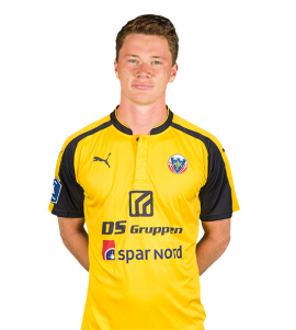 Sebastian Grønning Andersen    Angriber  Hobro IK