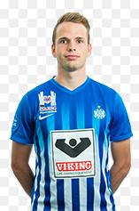 William Møller    Striker  Esbjerg fB  Denmark