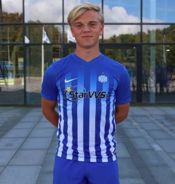 Martin Egelund    Striker  Skive IK