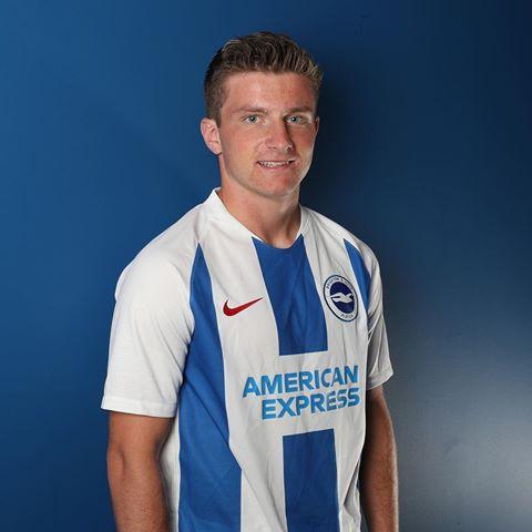 Anders Dreyer    Angriber  Brighton & Hove Albion