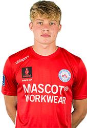 Mads Emil Madsen    Central Midfield  Silkeborg IF  Denmark