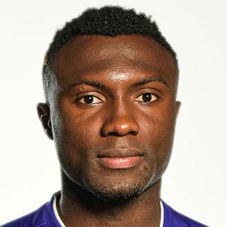 Boubacarr Sanneh    Forsvarsspiller  RSC Anderlecht