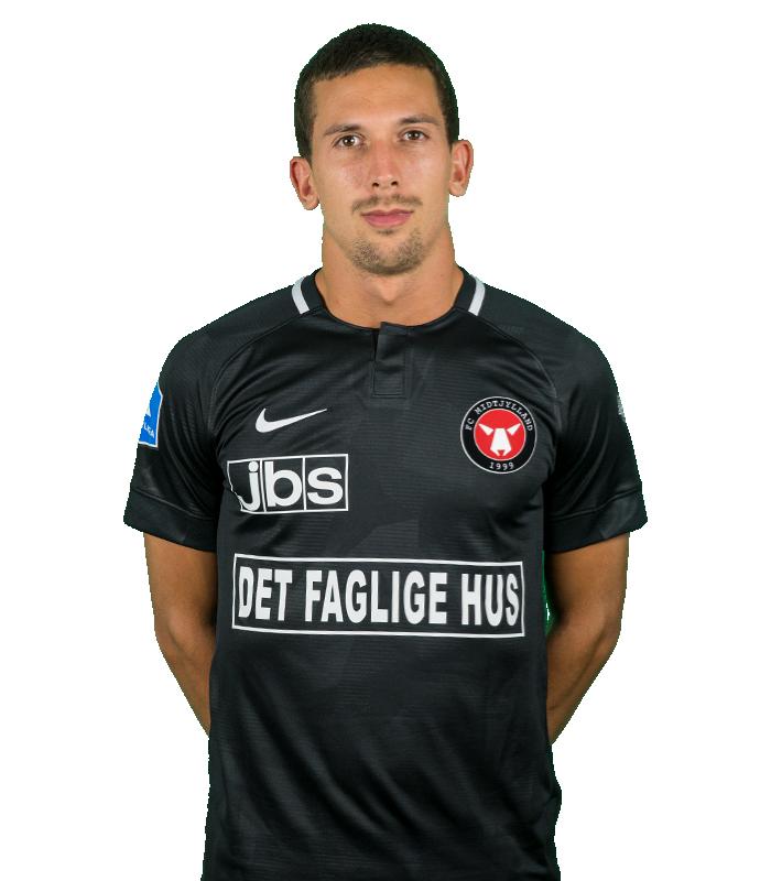 Gustav Wikheim    Winger  FC Midtjylland