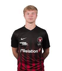 Christian Tue Jensen    Angriber  FC Midtjylland