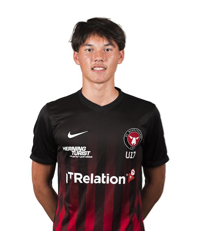 Mads Sandsberg    Forsvarsspiller  FC Midtjylland