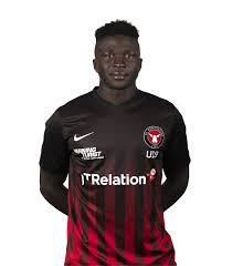 Victor Dawa    Midtbane  FC Midtjylland