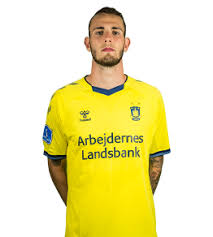 Jens Martin Gammelby    Back  Brøndby IF