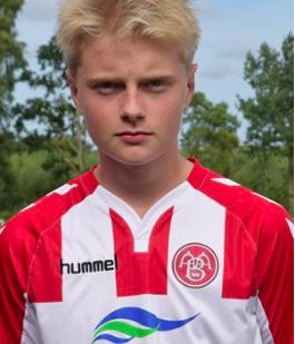 Christoffer Ravn Jensen    Defender  Aalborg Boldklub  2003