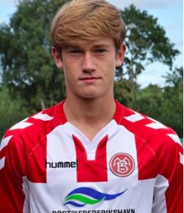 Oliver Overgaard    Midfielder  Aalborg BK  2002