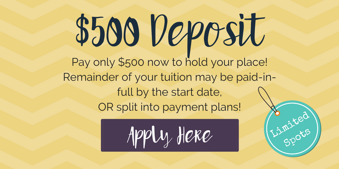 $500 Deposit Earth Yoga Teacher Training