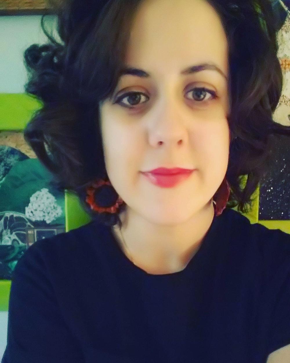 Bridgit Gallagher, Blogger