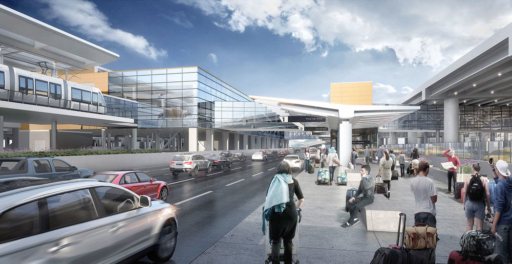 Salt Lake City International Airport Terminal Redevelopment Program (2020)