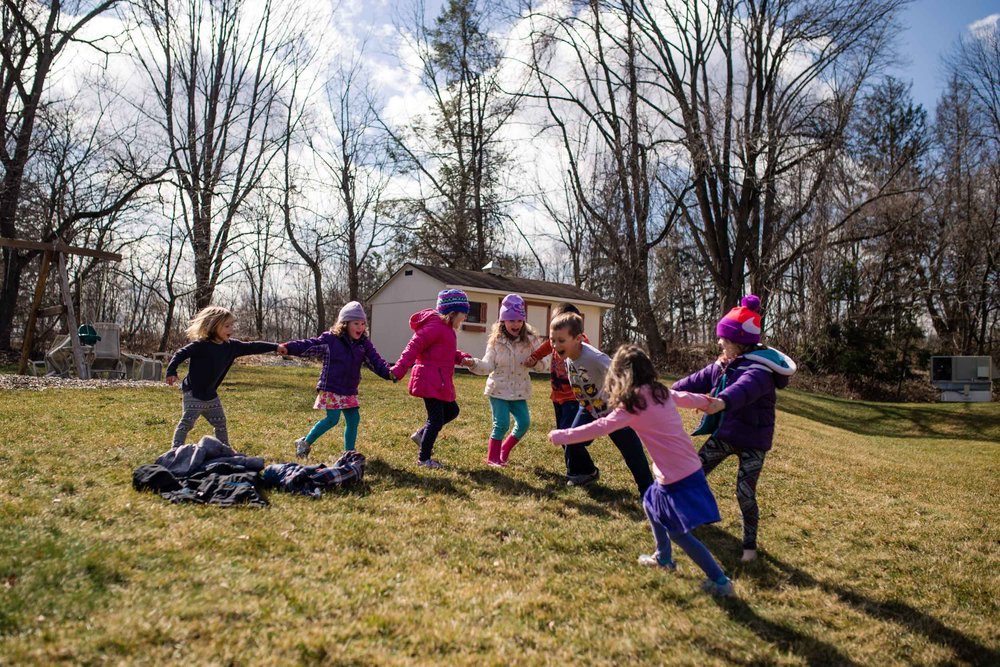 Lehigh Valley Hybrid School