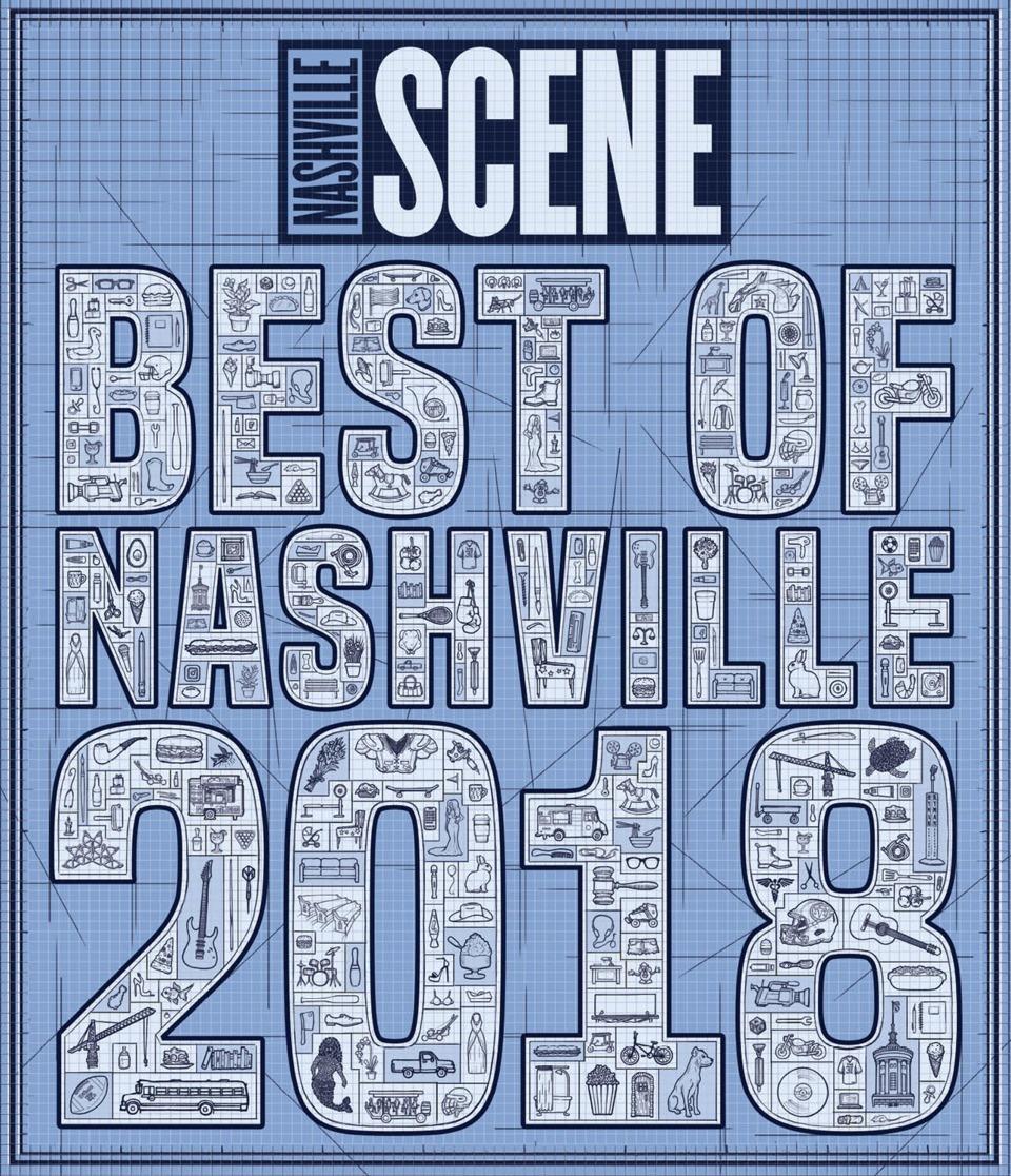 NASHVILLE SCENE: BEST OF 2018