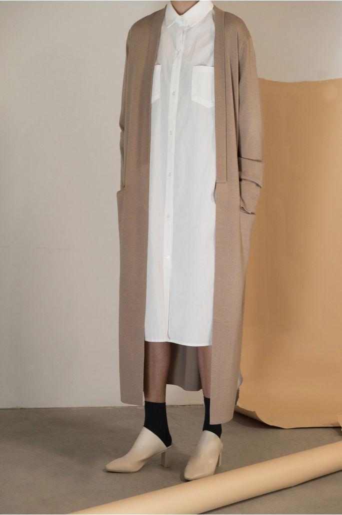 Oak+Fort Dress H011