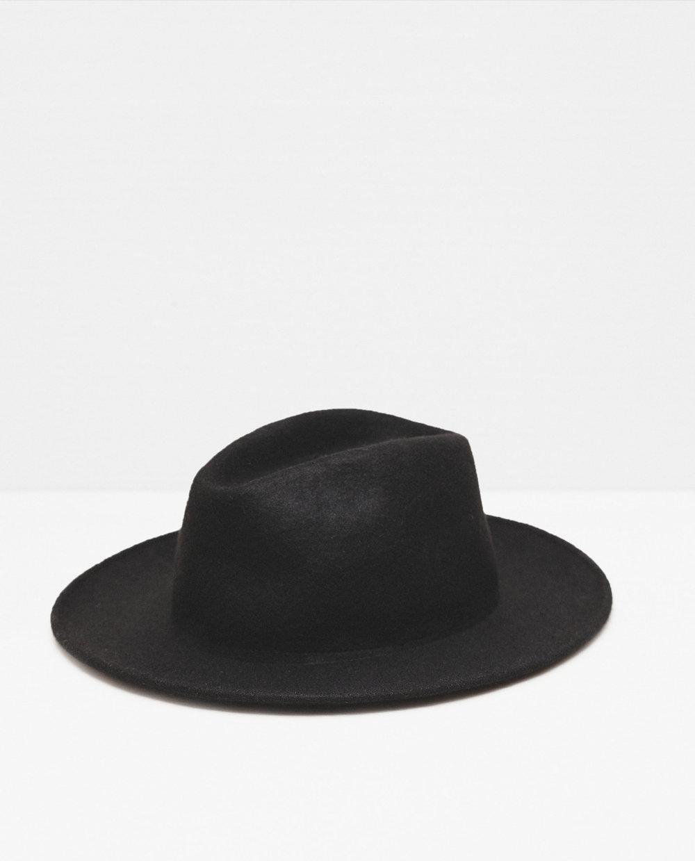 ZARA Men's Felt Hat