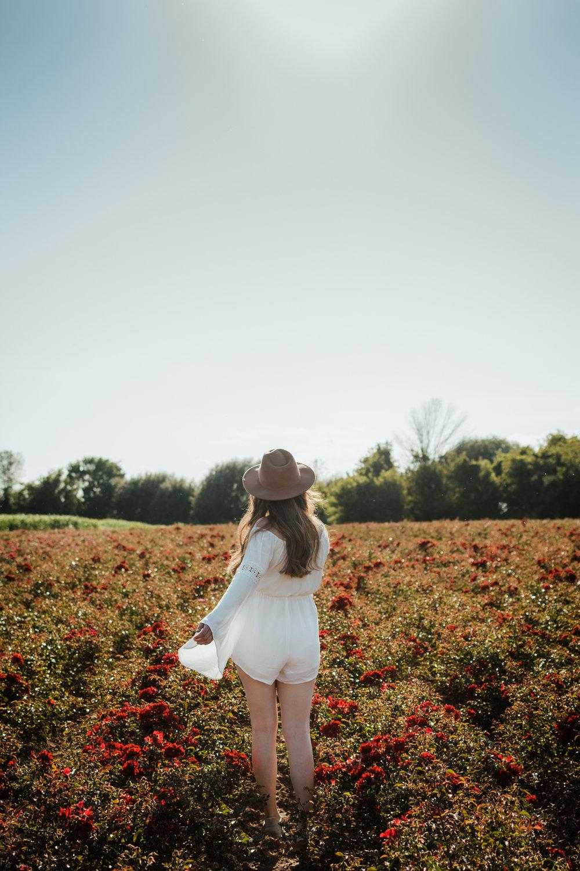 flower field photoshoot - styleapotheca