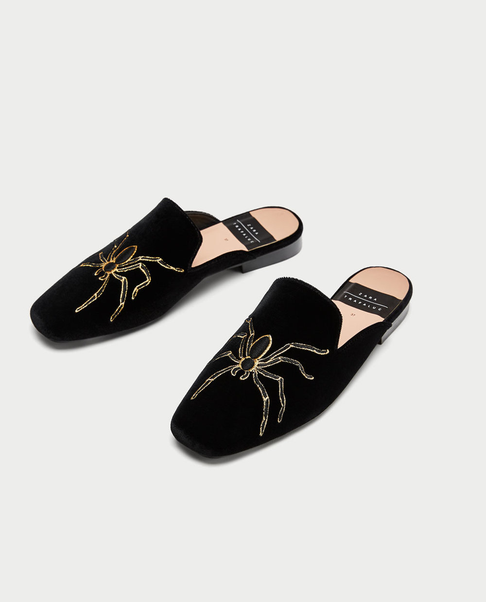 Zara Mule Loafers Style Apotheca