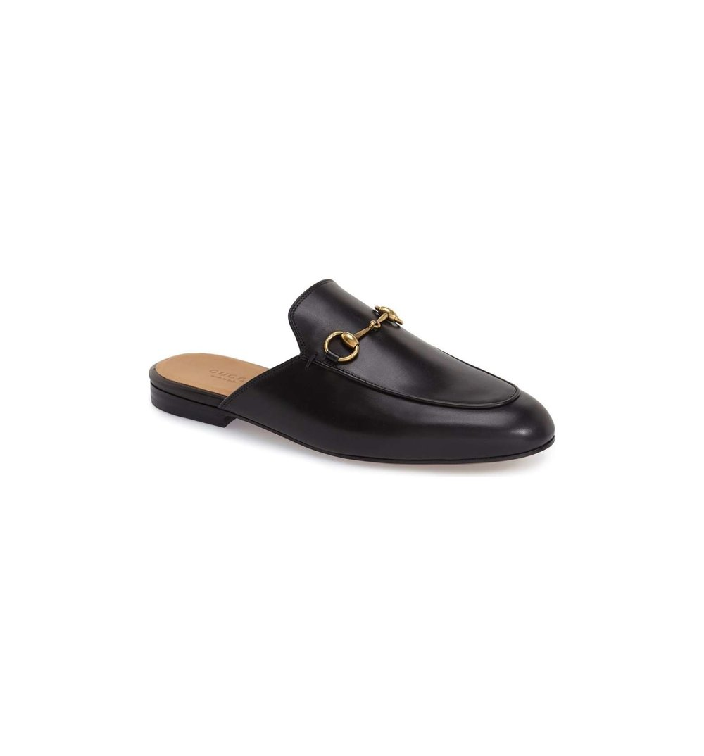 Gucci Princetown Loafer Mule Style Apotheca