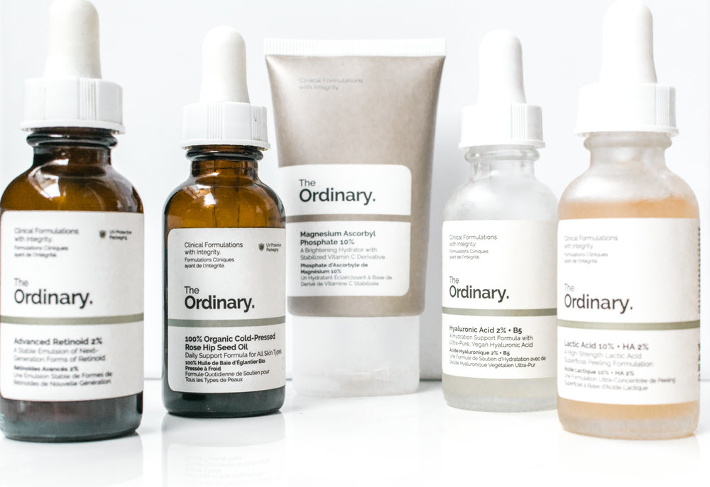 deciem - the ordinary - the abnormal beauty company - style apotheca