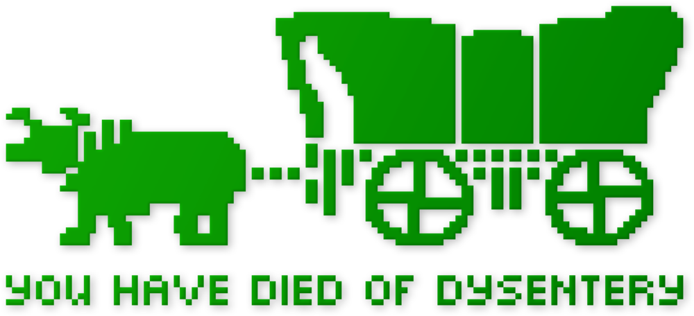 dysentery-png-oregon-trail-you-have-died-of-dysentery-2316.png