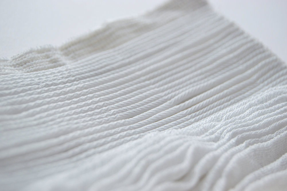 structural pleats