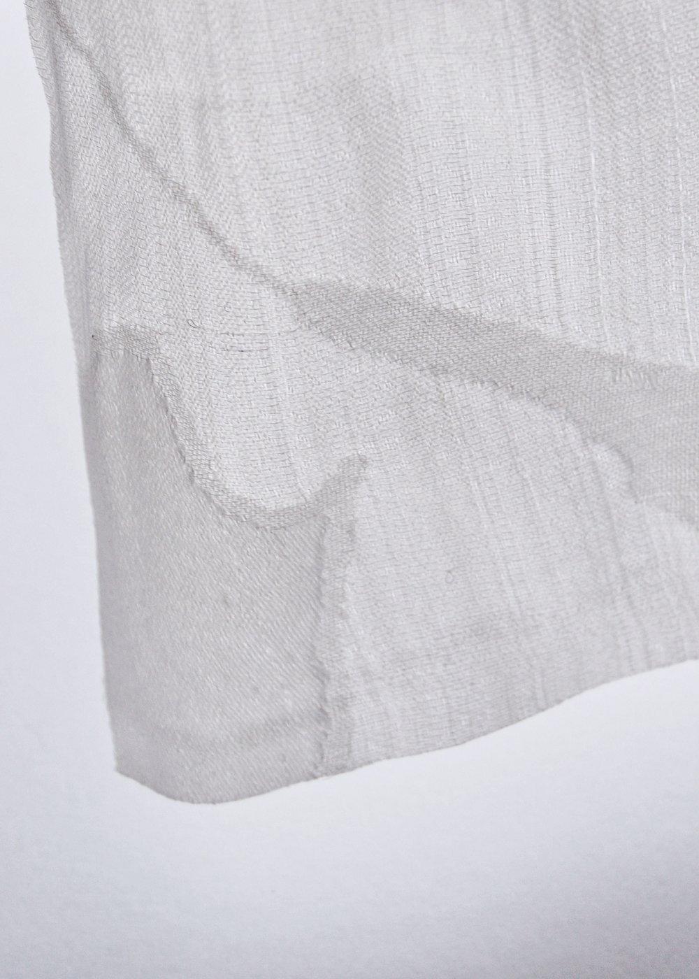 Jacquard fabric sample