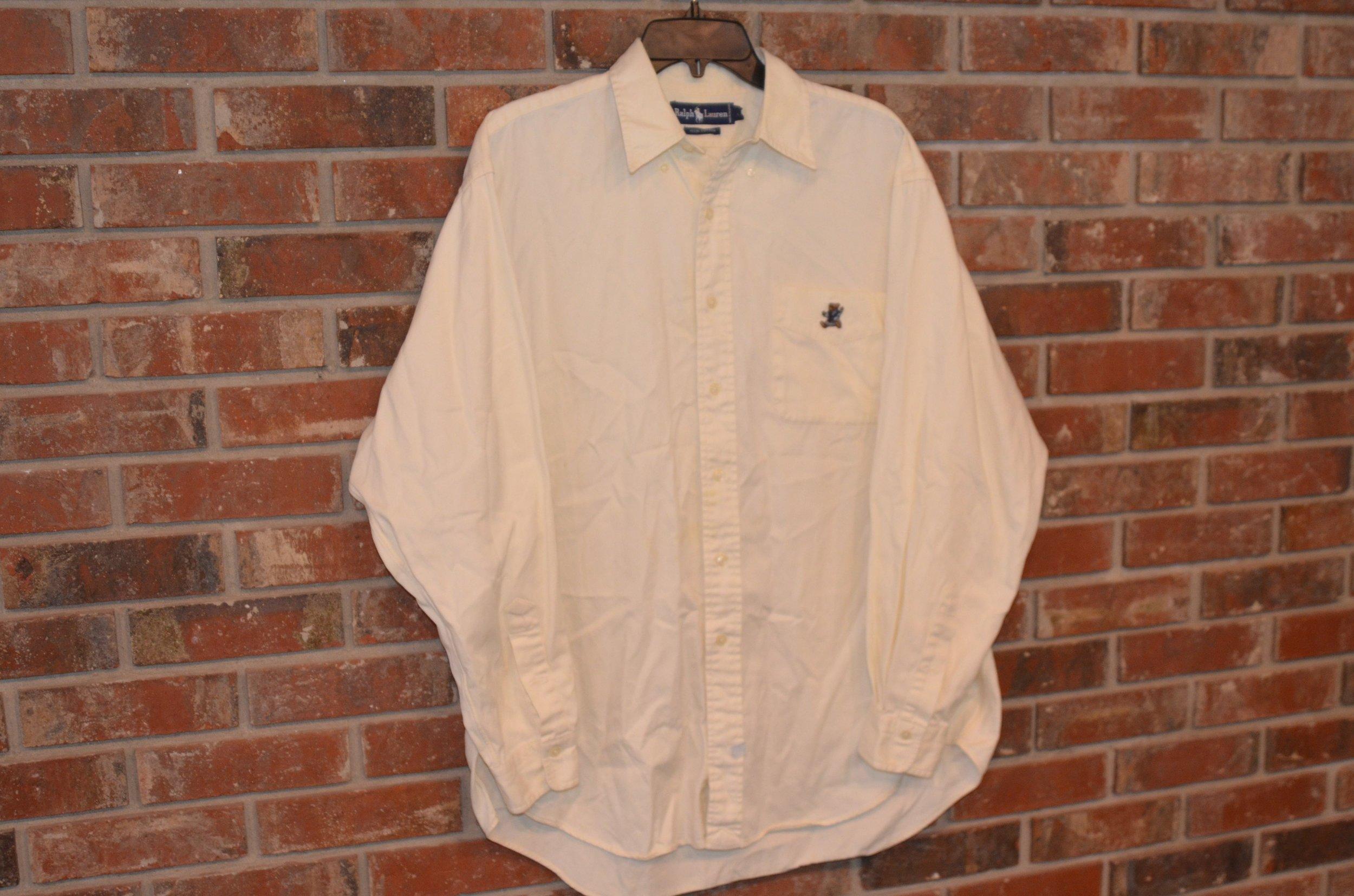 e6b7311ae Classic Fit Polo Bear Shirt - ralphlauren.com