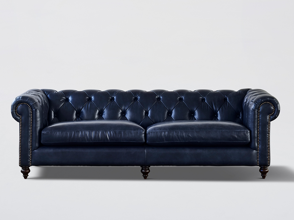 Carlyle Roll Arm Chesterfield