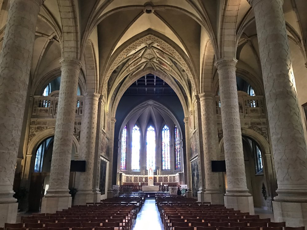 Notre-Dame Cathedral Luxembourg