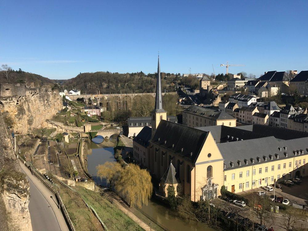 Luxembourg Promenade