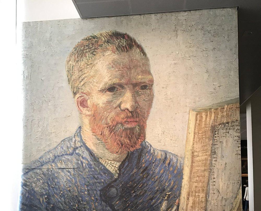 Everything Amsterdam Van Gogh Museum