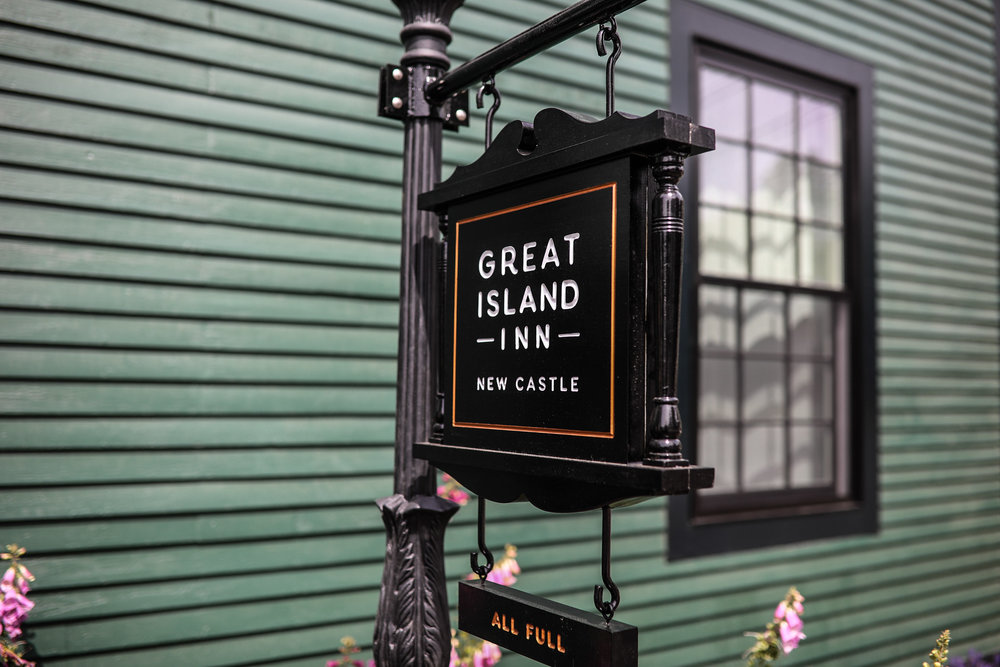 Great Island Inn, Wentworth By The Sea, The Hotel Portsmouth, Ale House Inn, Lark Hotels