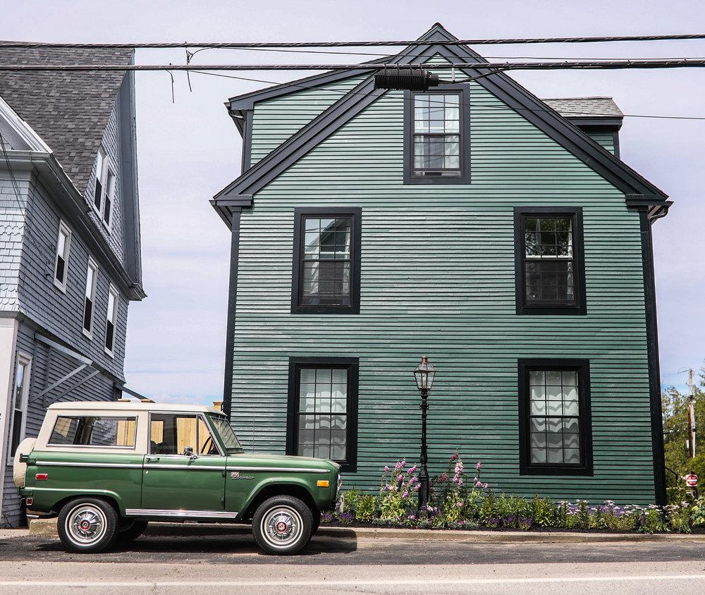 Great Island Inn, New Castle, New Hampshire