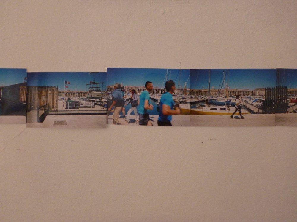 Detail of panoramic port experimentation