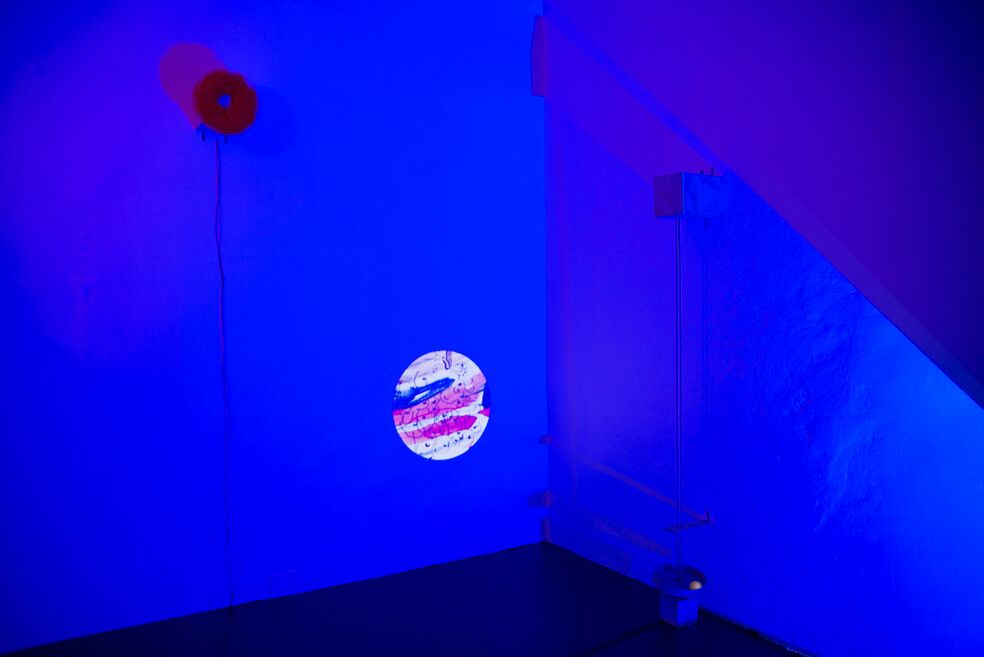 Nat Penney, out of sorting the out of sorts (installation shot), 017